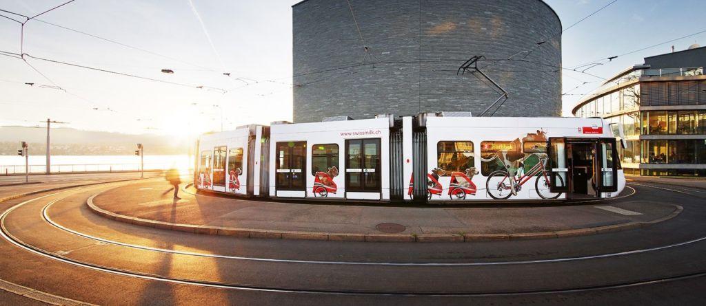 Bewerbungsprozess Tram