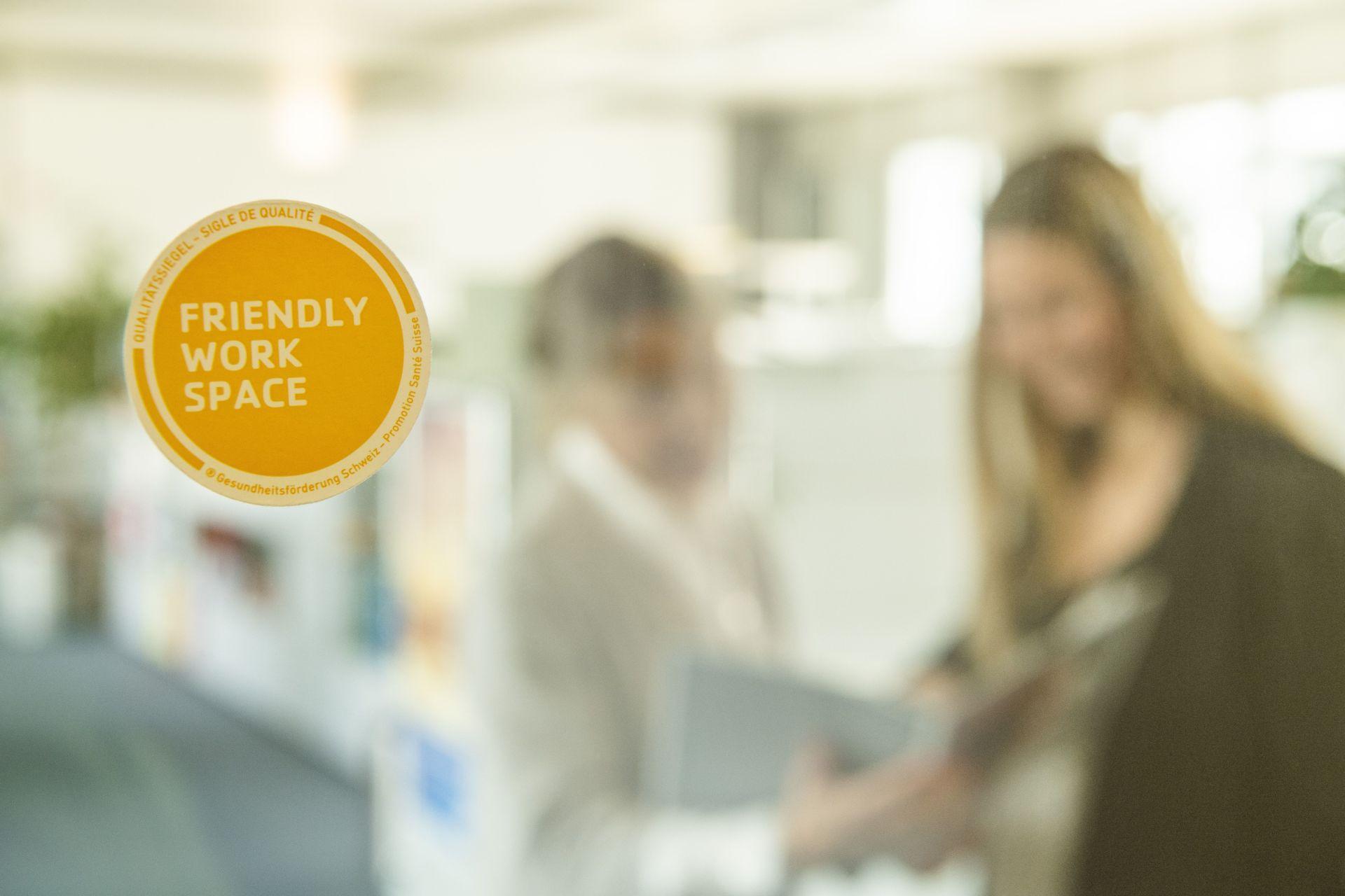 Friendly Workspace Gesundheitsförderung bei den VBZ