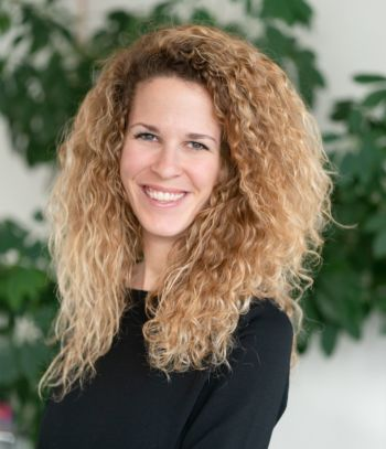 Recruiterin Sandra Heini