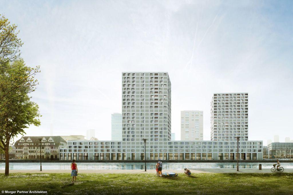 Tramdepot und Wohnsiedlung in einem: Innovative Infrastrukturprojekte bei den VBZ