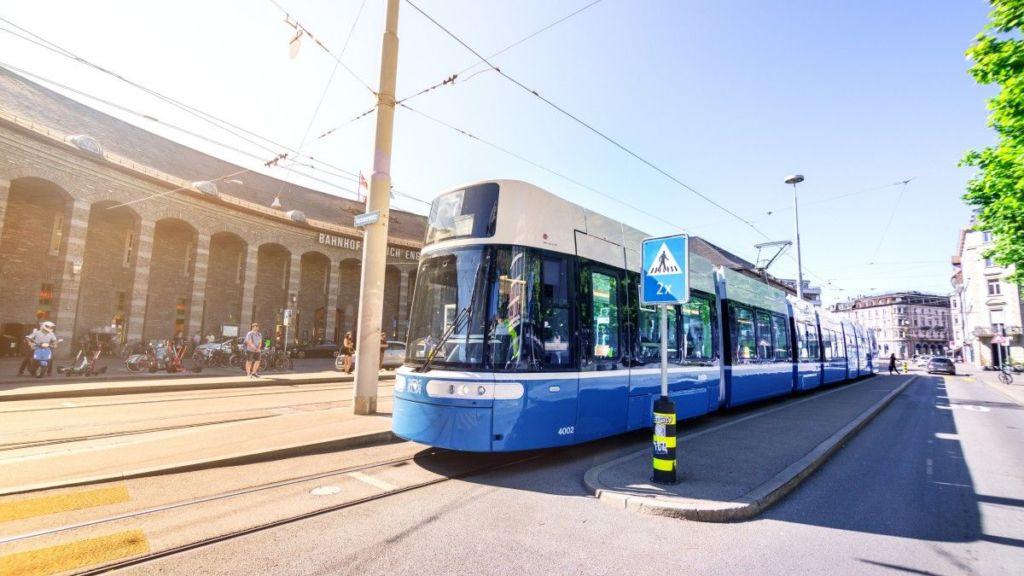 VBZ Tram Recutierin Tipps