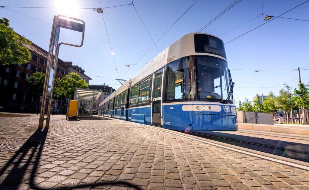 Flexity Tram